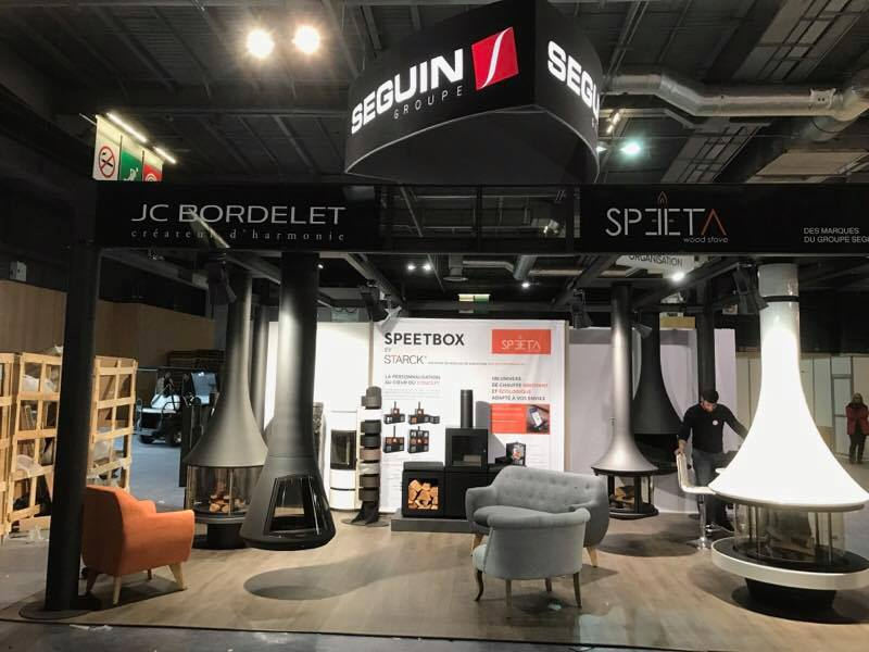 foire de paris 2017 seguin duteriez. Black Bedroom Furniture Sets. Home Design Ideas